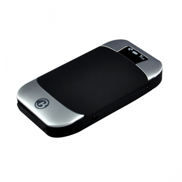 Traqueur antivol GSM/GPRS/GPS - Avec télécommande - Noir